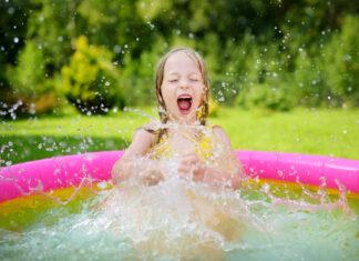 jaki basen do ogrodu kupić dziecku?